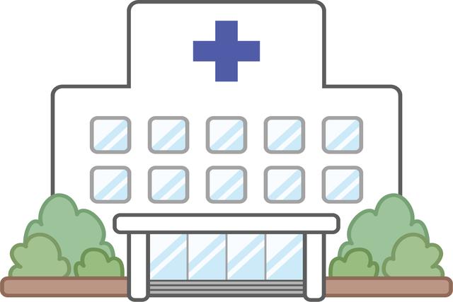 病院のイラスト
